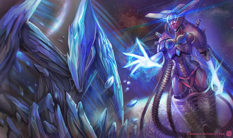 Lissandra League of Legends Wallpaper, Lissandra Desktop ...