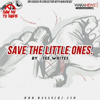 [Article] Save the little ones by Tee_writes