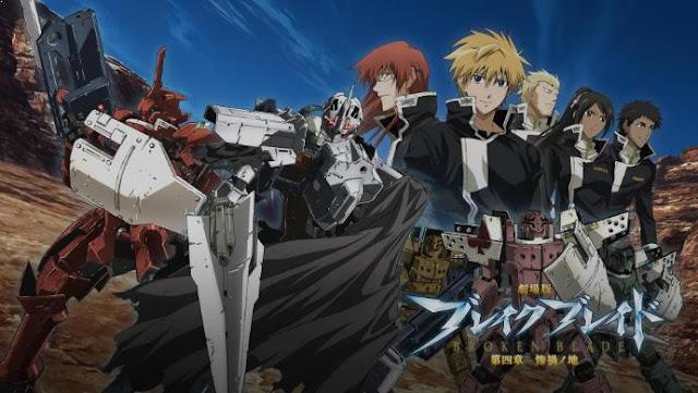 Break Blade - Top Best War Anime List (From Medieval, Modern to Future War)