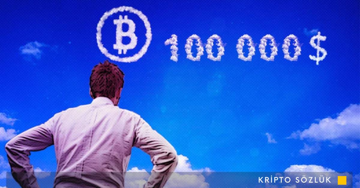 Bitcoin Fiyat Tahmini: 100.000 Doların Mümkün Olmasının 3 Nedeni