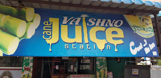Vaishno Juice Station