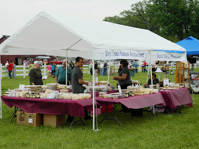 u2026as well as another Der Dutchman table with plenty of baked goods pastau2026 & Plain City Heritage Days - May 18 2013 | Ohio Festivals