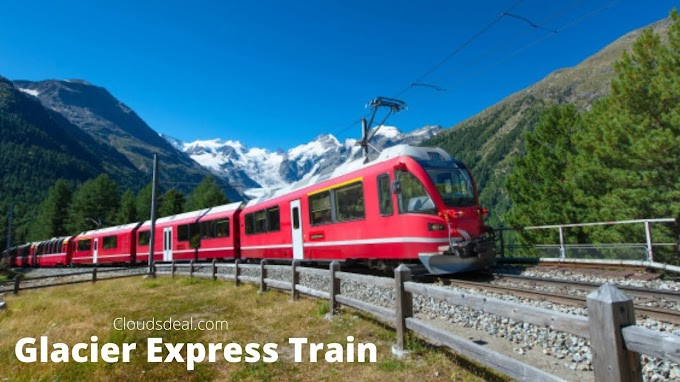 Explore Switzerland Glacier Express with Swiss Travel Pass