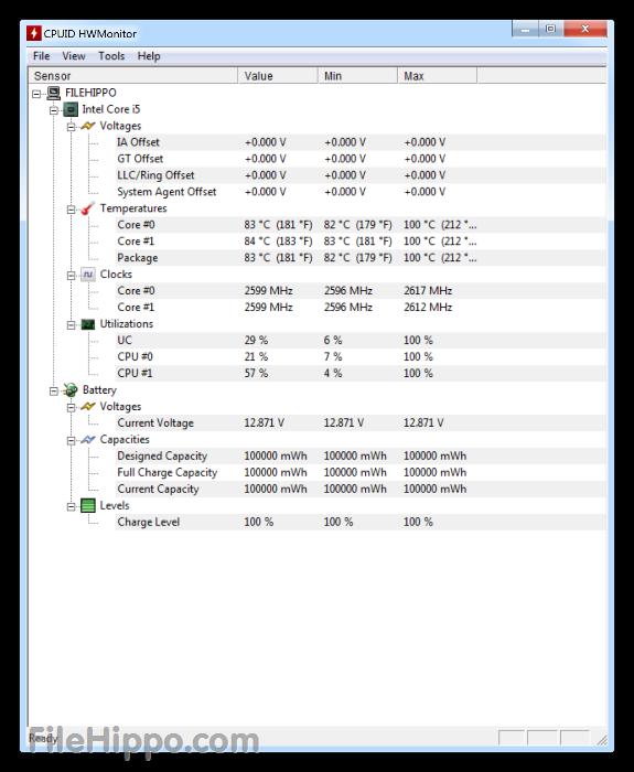 cpuid hwmonitor pro 1.29 key