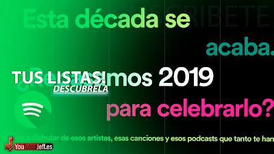 Si Usas Spotify Debes Ver Esto 😍 Spotify Wrapped 2019