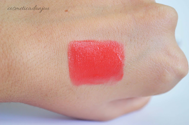 Peripera Airy Ink Velvet #2 Pretty Orange Pink