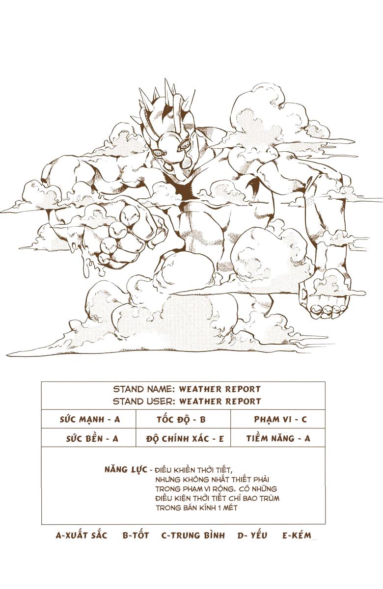 JoJo's Bizarre Adventure Chap 637 - Trang 17