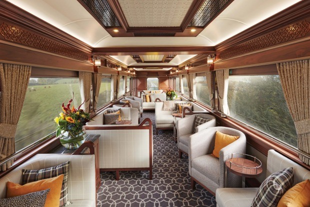 Luxury Trains of India Touching All Walks of Life