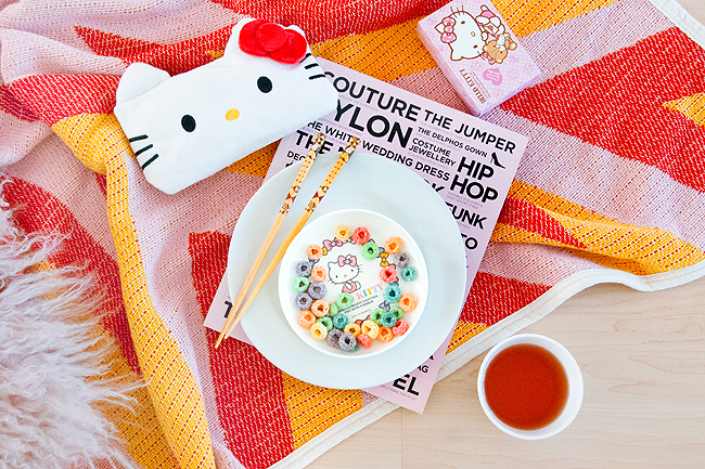 Hello Kitty, home, fashion blogger