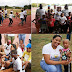 En medio de mucha alegría JOBAL y Fiscalía comparte con niños y niñas especiales en Villa Central.