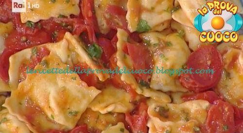 Ravioli al baccalà ricetta Moroni da Prova del Cuoco