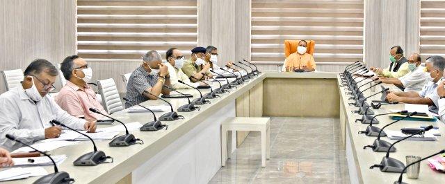 मुख्यमंत्री योगी ने टेस्टिंग क्षमता को बढ़ाकर 50 हजार टेस्ट प्रतिदिन किए जाने के निर्देश दिए                                                                                                                                                       संवाददाता, Journalist Anil Prabhakar.                                                                                               www.upviral24.in
