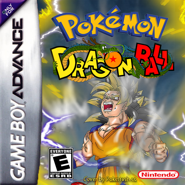 Pokemon Dragon Ball