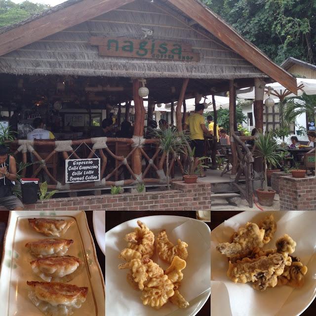 Nagisa Coffee Shop in Boracay Island Malay Aklan Western Visayas Philippines
