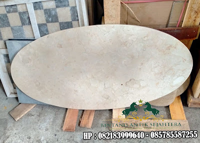 Jual Meja Tamu Top Table Marmer | Meja Minimalis Tamu Marmer