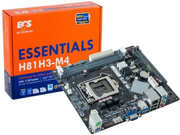 Ecs H81h3 Series Motherboards Bios And Schematic Diagrams