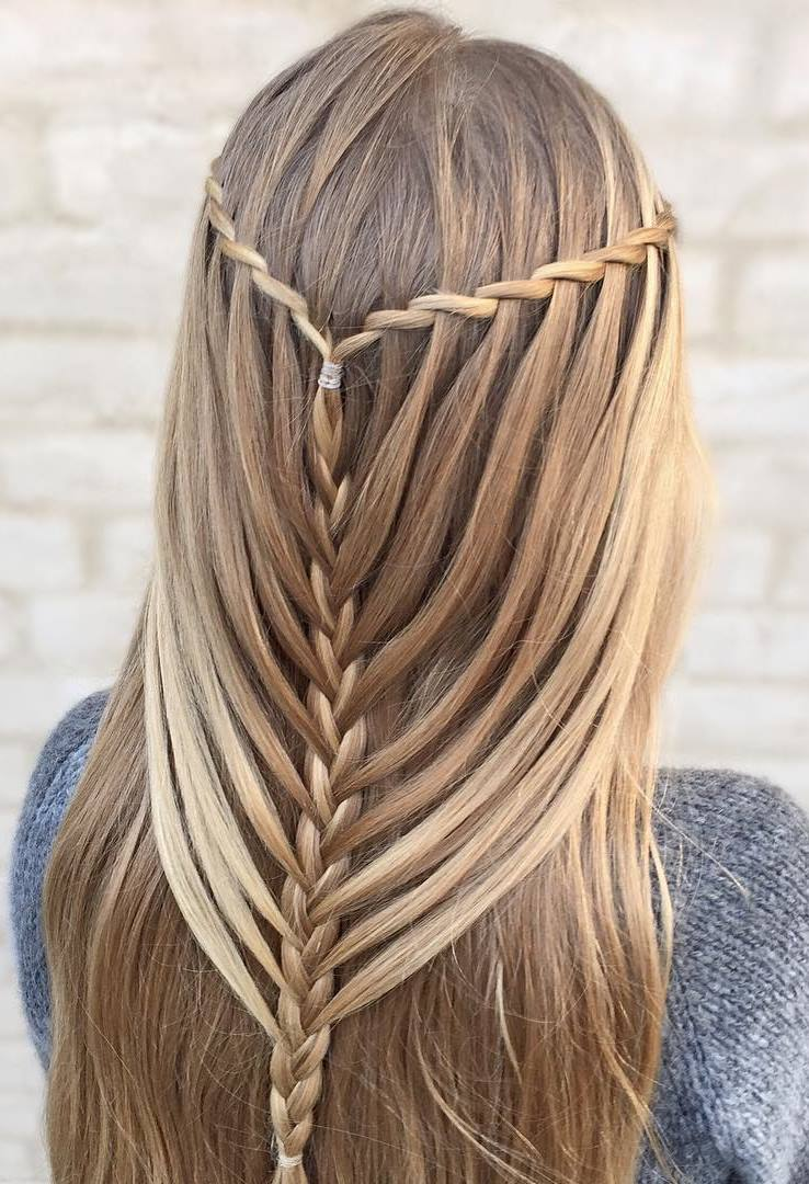 Feather Braid