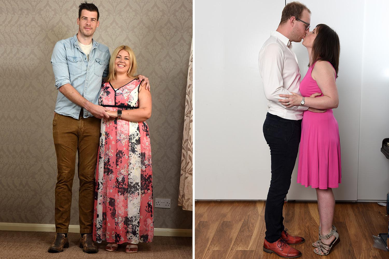 Women tall men