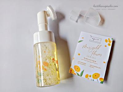 N'PURE Marigold Foaming Facial Wash