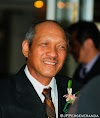 Tito Ed at Glenn & Chanylle's wedding reception