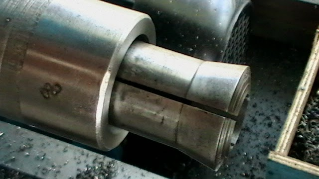 collet cloture with collet 2