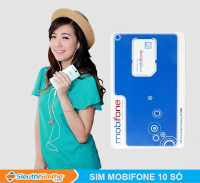 Sim số đẹp 1234 MobiFone