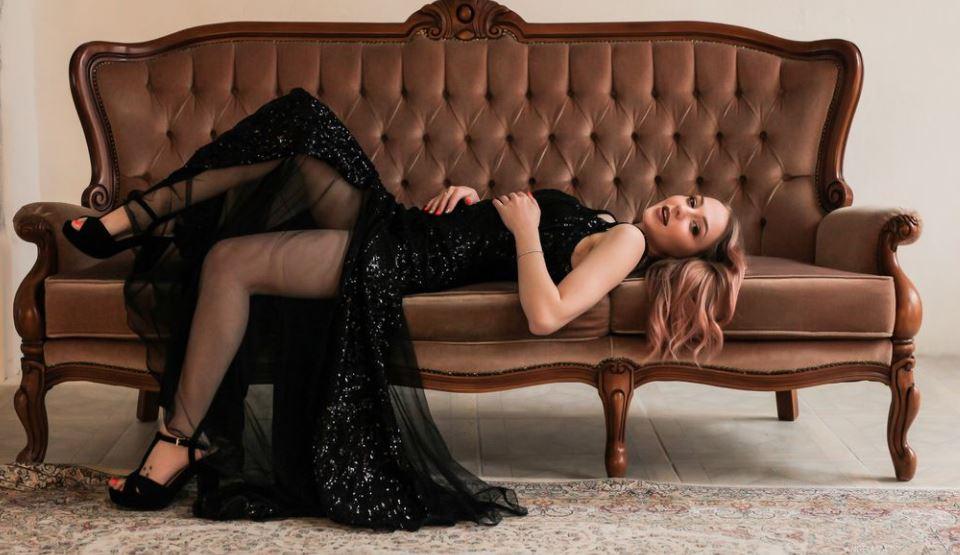 AngelevaJoy Model GlamourCams