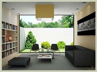 desain interior minimalis modern D