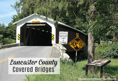 Lancaster County Covered Bridges Driving Tour in Pennsylvania