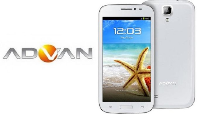 Cara Hard Reset Android Advan