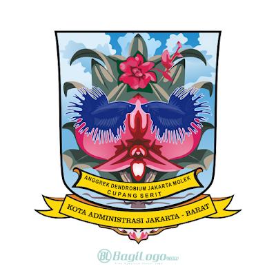 Kota Administrasi Jakarta Barat Logo Vector