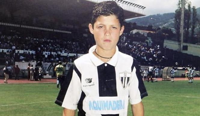 Ronaldo bergabung dengan klub sepak bola Andorinha