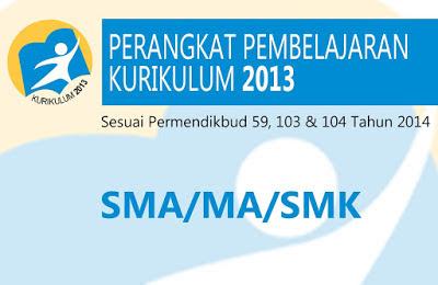 Download RPP Penjas SMA Kurikulum 2013 Kelas X, XI, XII Update 2017