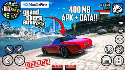 HOW TO DOWNLOAD GTA5 FOR ANDROID l MEDIA FIRE LINK.