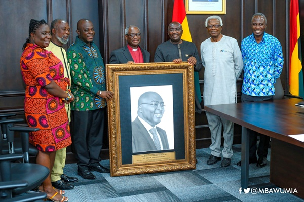 Vice President Bawumia Is Africa's Digital Revolutionary Leader Of The Decade