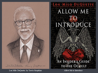 Lon Milo DuQuette. Allow Me to Introduce. Magick. Ordo Templi Orientis. OTO. Thelema. by Travis Simpkins