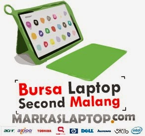 bursa laptop second kota malang