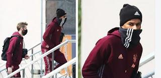 Rashford IN as Manchester United releases squad for Granada clash