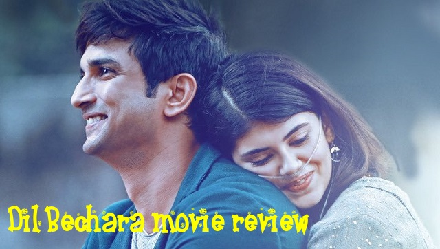 दिल बेखर फिल्म की समीक्षा: सुशांत सिंह राजपूत का आखिरी धनुष देखना मुश्किल है, क्योंकि यह उनका आखिरी है!Dil Bechara movie review