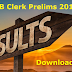 IBPS RRB Clerk Prelims 2019 Result Declared - Get Here Direct Link