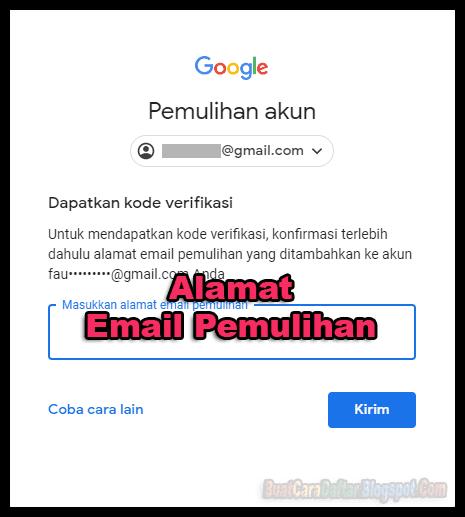 Bagaimana Caranya Memulihkan Akun Google Lupa Password Buat Cara Daftar