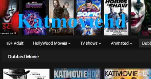 katmovieshd 2020: Illegal downloading HD Movie website