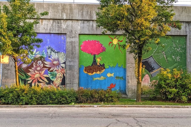 Chicago in a Day: Check out Hubbard Street Murals