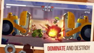 cats : crash arena turbo mod apk