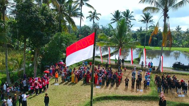 Dari Srampon Banyuwangi, Untukmu Indonesiaku