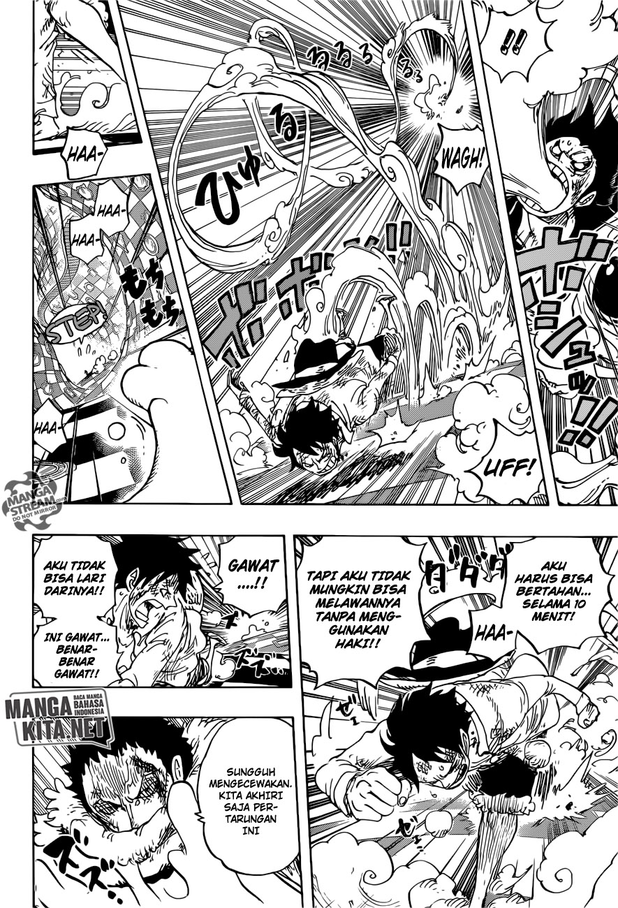 One Piece Chapter 885-9