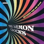 THE LEMON CLOCKS - Between time and space (Album, 2019)