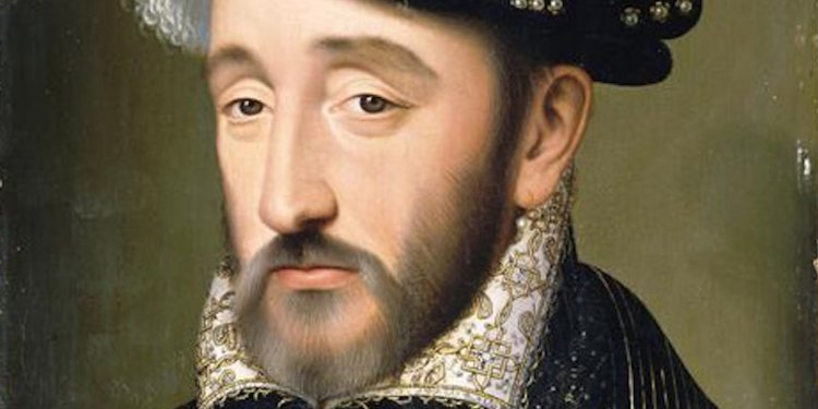 II Henry'nin ölümü