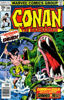 Conan the Barbarian #86