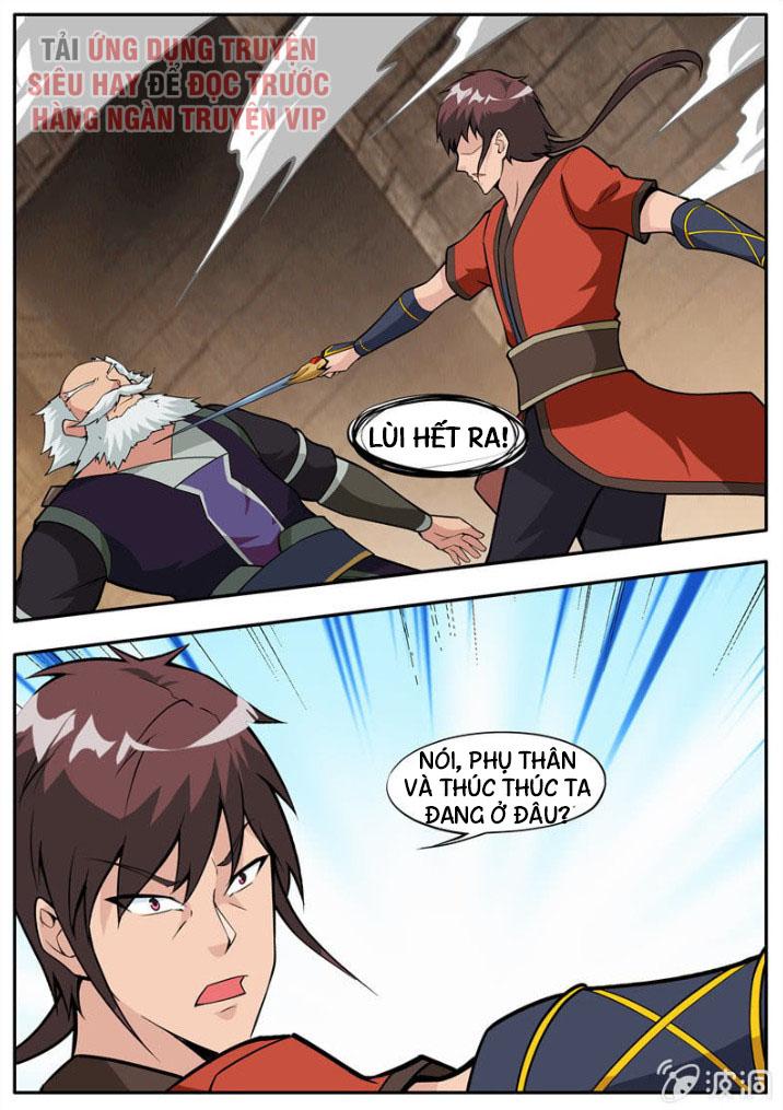 Đại Kiếm Thần chap 236 - Trang 15